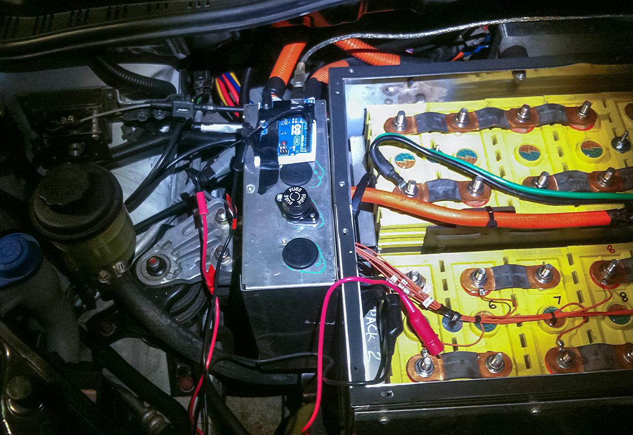 Blade Electron Mkv Electric Vehicle Work Log Build Logs Hsbne Home Wiring For An Car Img 0603c21280x880 365 Kb
