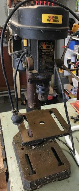 small drill press